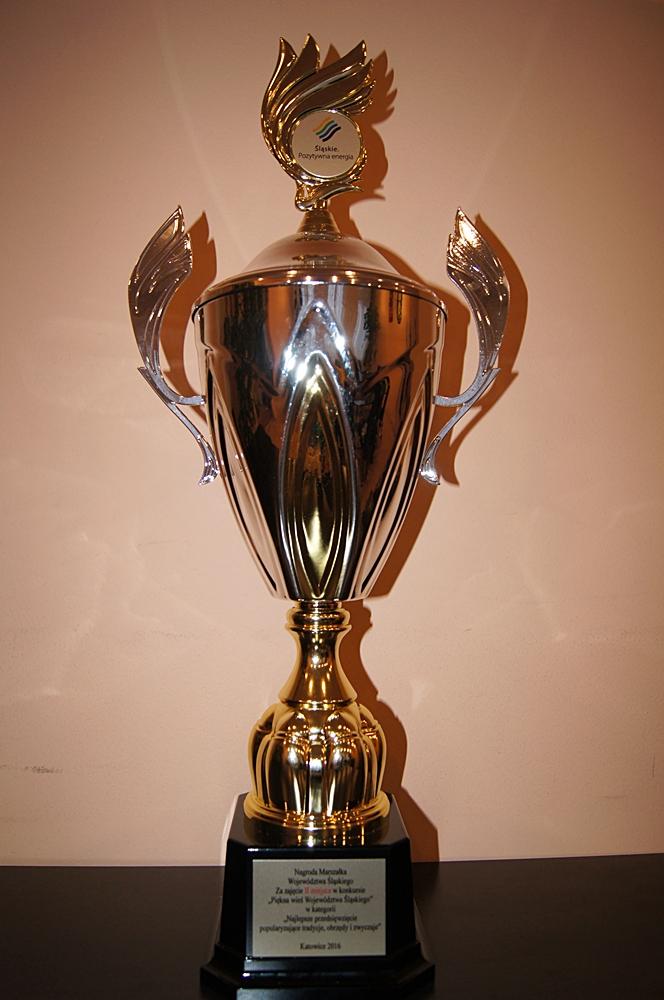 Nagroda dla Gminy Dąbrowa Zielona