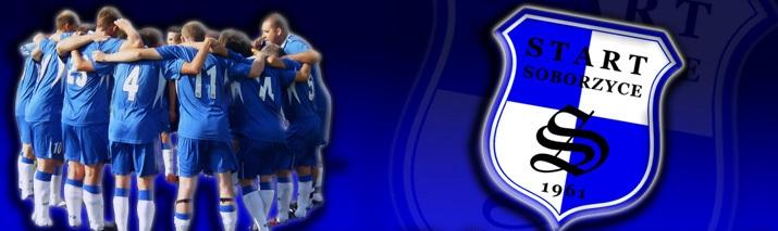 Logo Klubu Sportowego Start Soborzyce