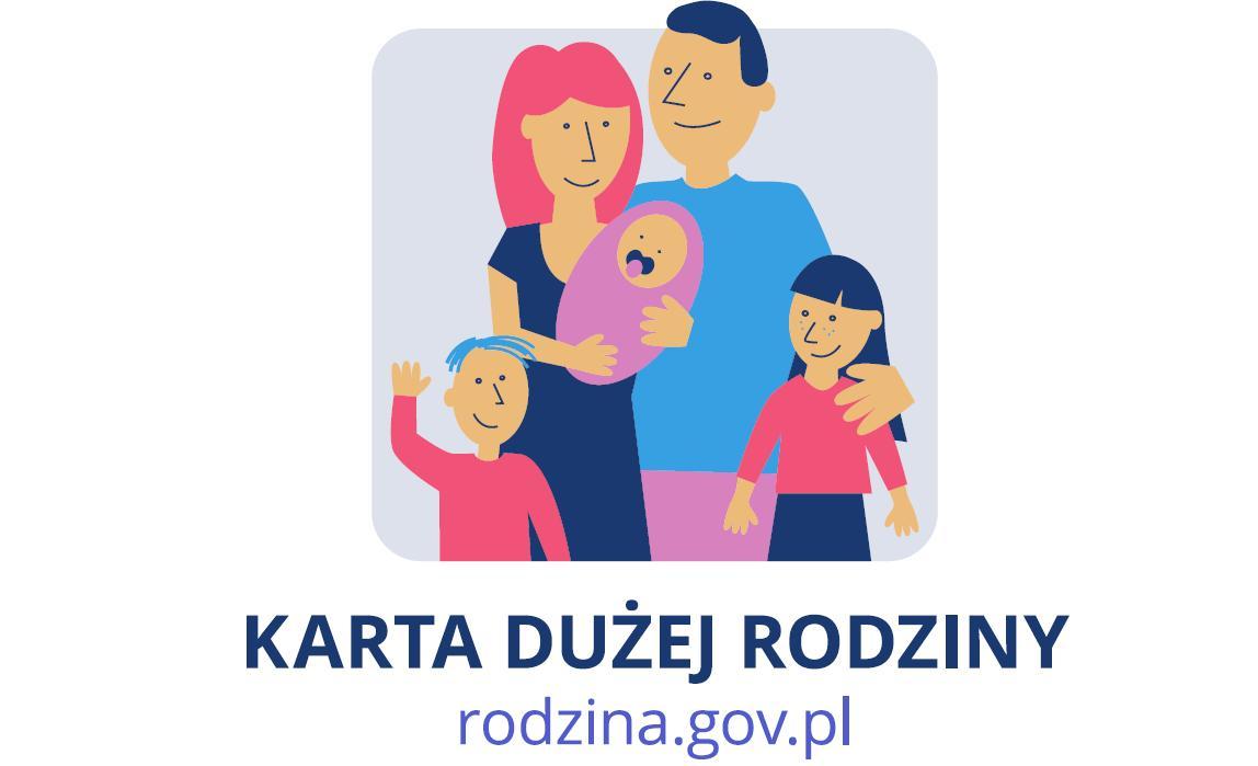 Logo Karta Dużej Rodziny