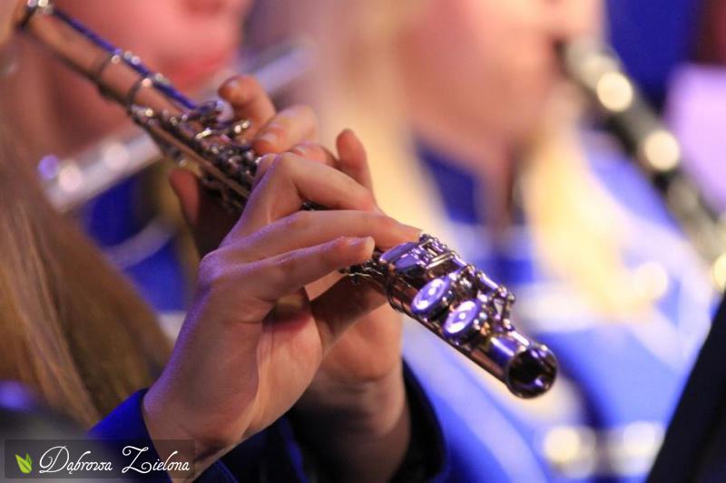 Młodzieżowa Orkiestra Dęta zDąbrowy Zielonej laureatem