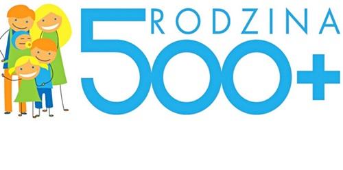 Logo Programu Rodzina 500+